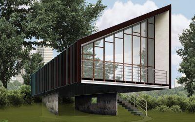 Comment la 3D permet de construire des maisons écologiques ?