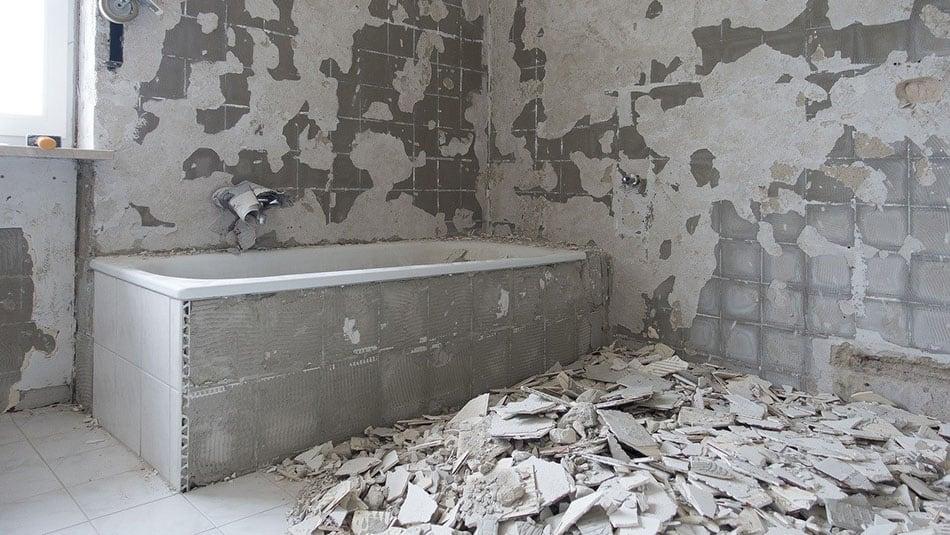 contrôler la poussière los de travaux maison