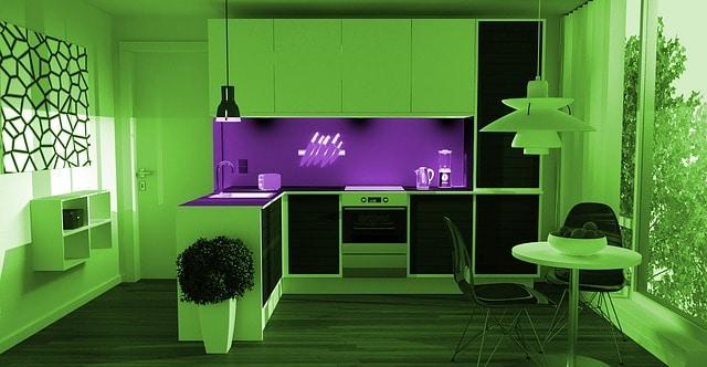 Quelle couleur de peinture pour une cuisine ?