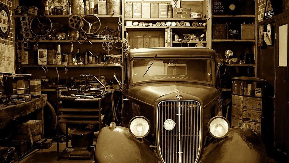 Déco vintage