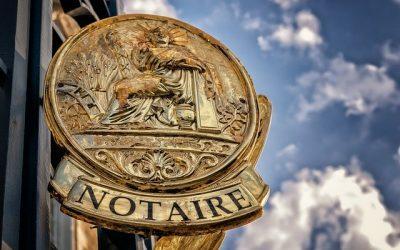 Le rôle du notaire dans un achat et une vente immobilière