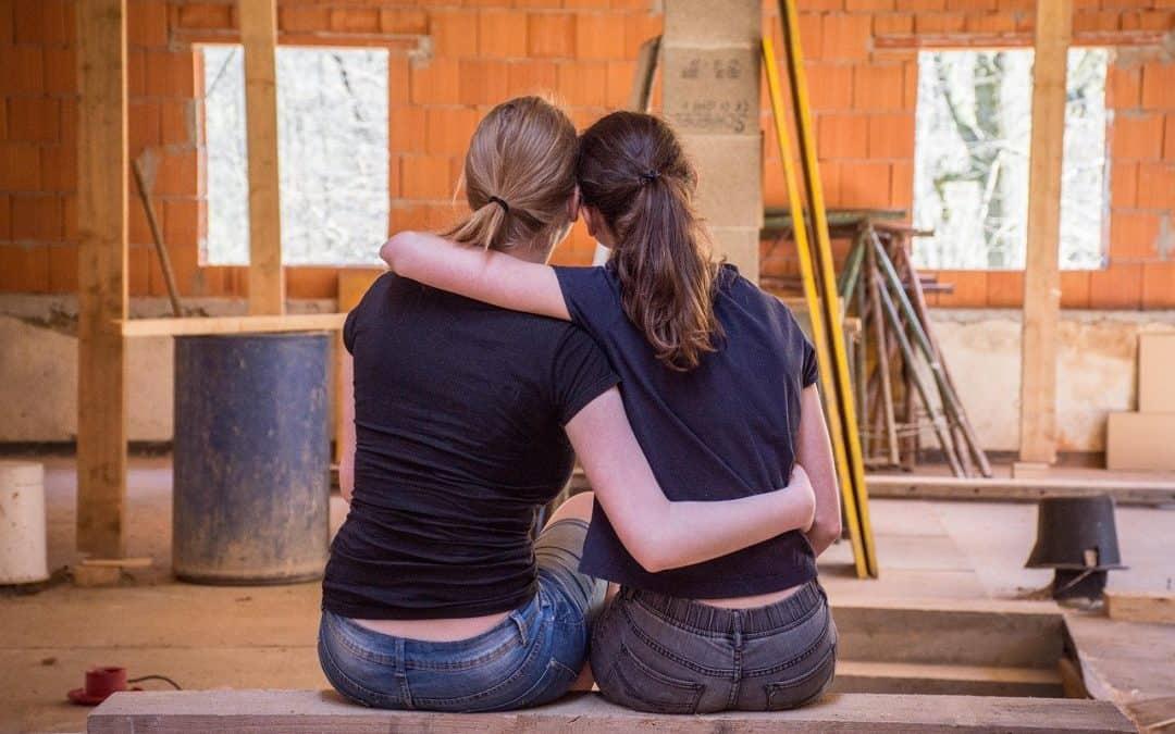 stocker ses meubles pendant une rénovation